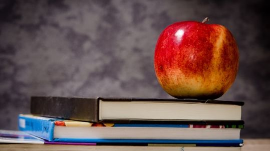 divorced parent enrolling a child at school