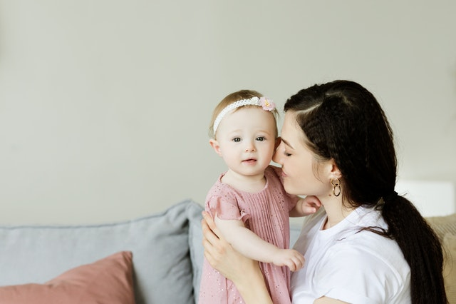 离异母亲的权利